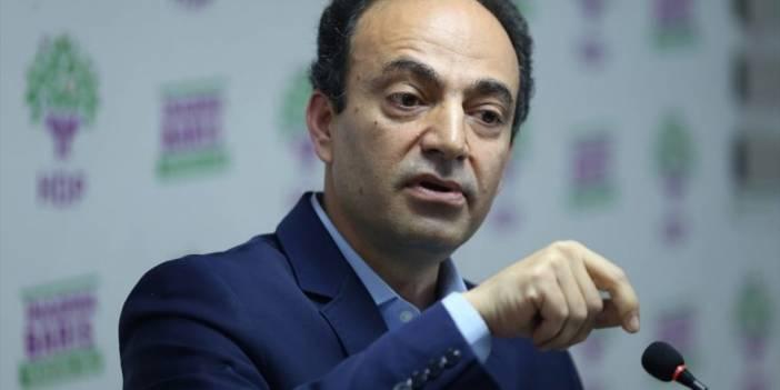 HDP'li Baydemir'e 'işgal' soruşturması