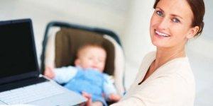 Staj yapan anneye erken emeklilik