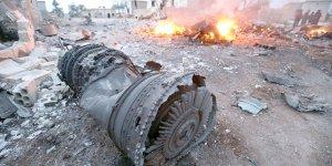 Rus uçağını düşüren gruba hava saldırısı: En az 30 ölü