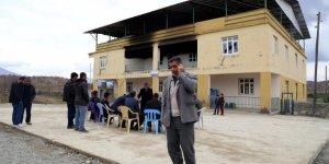 Kulp'taki Kuran Kursu yangını davasında yakalama kararı