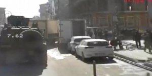 Makineli tüfekle öldürülen 4 kişi için keşif