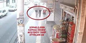 Engellinin telefonunu çalan hırsız tutuklandı