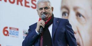 Yıldırım: Artık bütün yollar Ankara'ya çıkıyor