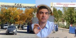 Diyarbakır Asker Hastanesi'nde sivil hizmet verilmiyor