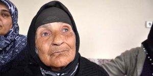 79 yaşında, 10 çocuk, 50 torunu var kimliği yok