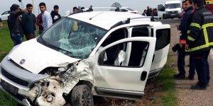 Kaza: 3 yaşındaki çocuk öldü, 7 kişi yaralandı