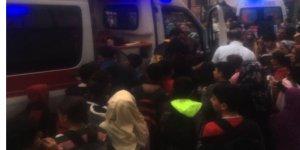 Zehirlenme şüphesi: 20 öğrenci hastaneye kaldırıldı