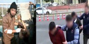 Tutuklanan DEAŞ'lı: Kimseyi infaz etmedik, poz verdirdiler