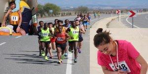 Batman'daki yarı maratonda atletler baygınlık geçirdi