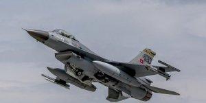 TSK: Düşen F-16'da 1 Askerimiz şehit