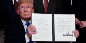 Trump'tan Çin Mallarına 50 Milyar Dolarlık Gümrük Vergisi