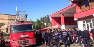 Mardin Büyükşehir Belediyesi İtfaiye Daire Başkanlığına Alınan 13 Araç İçin Rrogram Düzenledi