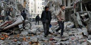 BM: Suriye'deki iç savaşın süresi İkinci Dünya Savaşı'nı geçti!