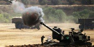 İsrail'den Filistinlilere top atışı: 1 ölü
