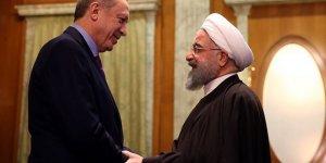 Erdoğan-Ruhani ile bir araya geldi