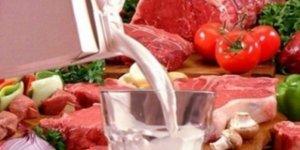Et ve süt fiyatınlarına zam