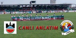 Diyarbekirspor-Van Büyükşehir Belediyespor