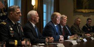 Beyaz Saray'dakiSuriye toplantısı sonuçsuz kaldı