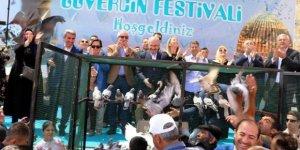 Mardin'de Güvercin Festivali