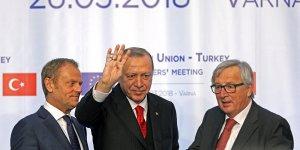 AB'den Türkiye açıklaması: Üyelik görüşmelerini ilerletmenin temeli yok