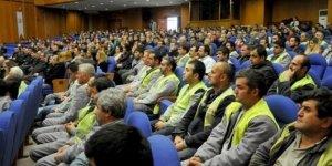 Mardin'de taşeron kadro sınavına 200 itiraz