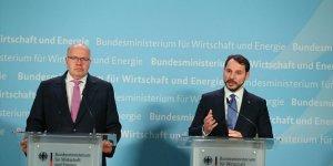 Albayrak: Almanya, vazgeçilemez partnerimiz