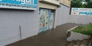 Diyarbakır sular altında!