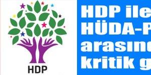 HDP ile HÜDA PAR arasında kritik görüşme!