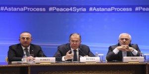 Moskova'da yeni Suriye zirvesi