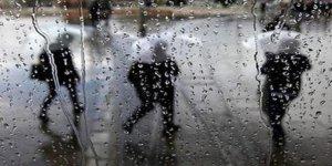 Dikkat! yağış geliyor