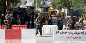 Kabil'e çifte intihar saldırı: 25 ölü