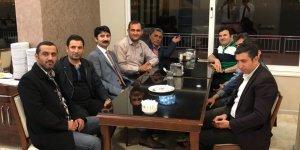 Diyarbekırspor'lu Kaymakamın Takdir Toplayan Vefası
