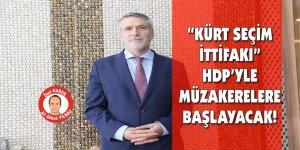 HDP'yle müzakereler başlayacak!