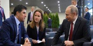Barzani, Putin ile görüşecek