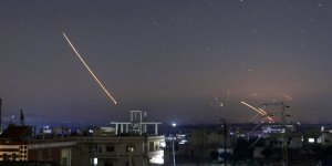 İsrail füzelerle saldırdı, Suriye karşılık verdi