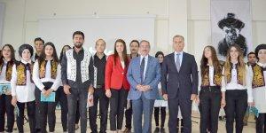 Adilcevaz KYK'dan Türk halk müziği konseri