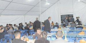 Belediyeden her akşam 500 kişiye iftar