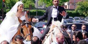 Paris'te başlayan düğün Kato'da bitti