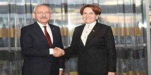 Kılıçdaroğlu ile Akşener'den Ortak Açıklama: Parlamenter Sisteme Geçeceğiz
