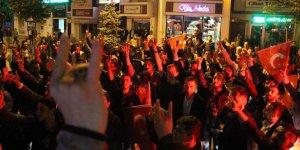 Bolu'da HDP il başkanlığına saldırı
