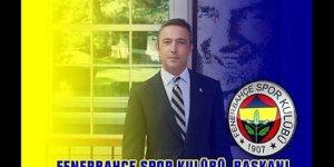 Amedspor'dan Ali Koç'a Kutlama