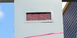 Siverek Kavruluyor! Termometreler 50 Dereceyi Gösterdi