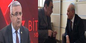 Mehmet Metiner'den, Devlet Bahçeli'ye destek