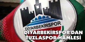 DİYARBEKİRSPOR'DAN TUZLASPOR HAMLESİ