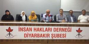 CANLI... PKK tarafından alıkonulan güvenlik görevlilerinin aileleri ve İHD Eş Genel Başkanı Öztürk Türkdoğan açıklama yapıyor