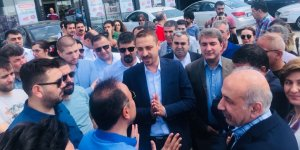 STK'LARA SURUÇ ENGELİ!