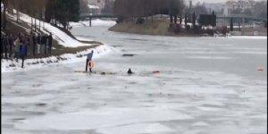 Balık tutmaya gittiği çaya düşen çocuk boğuldu