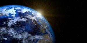 Dünya bugün saatte 3600 kilometre daha yavaş dönüyor