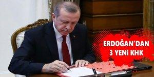 Erdoğan yeni Genelkurmay Başkanı'nı atadı