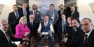 Erdoğan : Genelkurmay Savunma Bakanlığı'na bağlanacak
